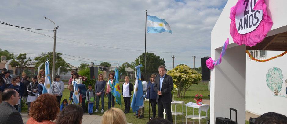 El centro de salud leandro pi eiro celebr su 20 for Centro de salud ciudad jardin