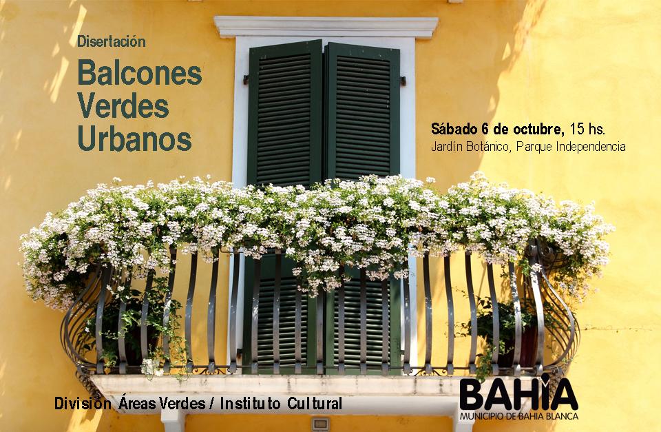 Flyer balcones