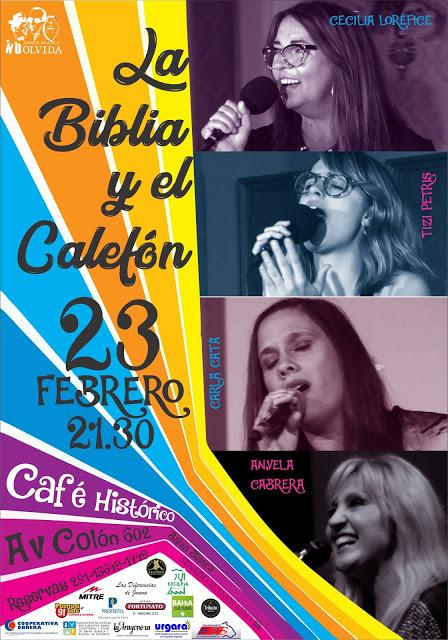 LA BIBLIA Y EL CALEFON 2019 23 de FEB (1)